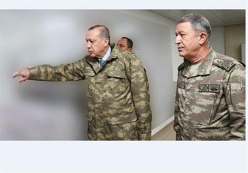 فرماندهی عملیات تروریست ها علیه ارتش سوریه توسط ترکیه
