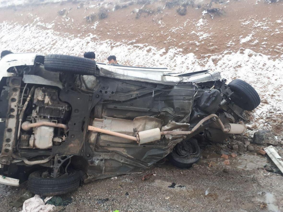 خبرنگاران 6 فقره تصادف فوتی و جرحی در جاده های خراسان رضوی اتفاق افتاده است