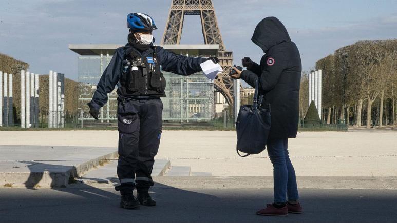 خبرنگاران شمار فوتی های کرونا در فرانسه از 10 هزار نفر گذشت