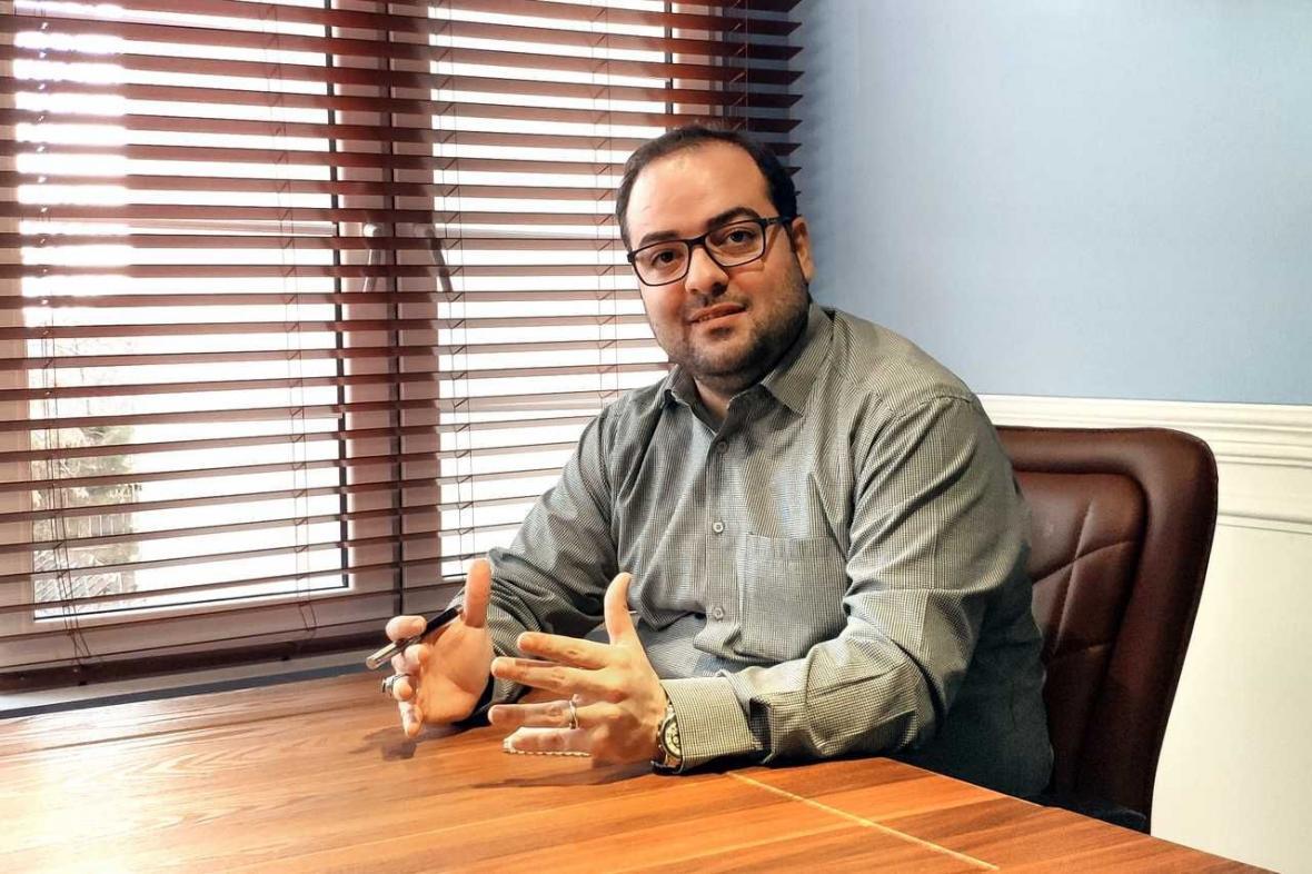 گلایه مدیر عامل پیغام رسان آیگپ از پهنای باند پایین این پیغام رسان