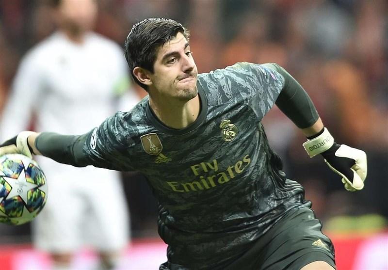 کورتوا: به دنبال قهرمانی در لالیگا هستیم، بازیکنان رئال مادرید در شرایط خیلی خوبی هستند