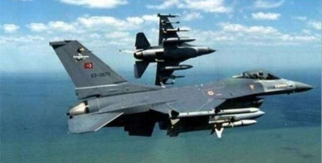 جنگنده های ترکیه به شمال عراق حمله کردند