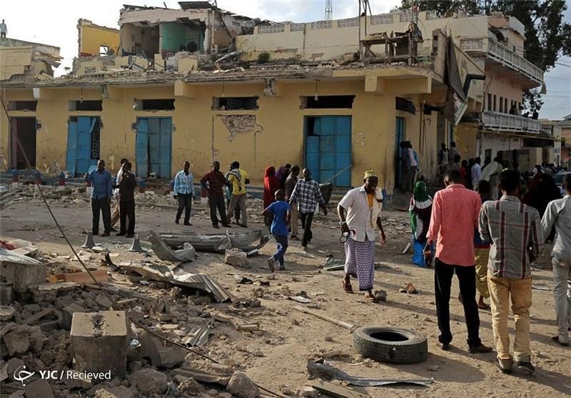 سومالی، حمله انتحاری به رستورانی در موگادیشو