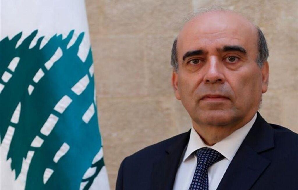 خبرنگاران وزیر خارجه لبنان: نتایج تحقیقات انفجار بیروت بزودی معین می شود