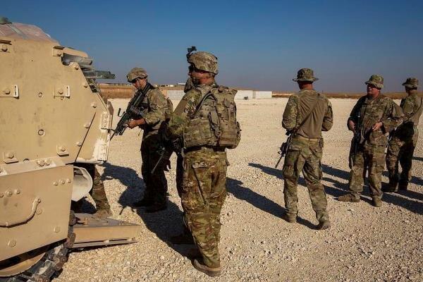 اصابت 3 فروند راکت به مجاورت پایگاه نظامی آمریکادر دیرالزور سوریه