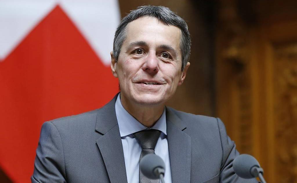 کارچاق کنی برای مذاکره ایران و آمریکا یا تسهیل در فرایند کانال مالی؛ مأموریت وزیر خارجه سوئیس کدام است؟