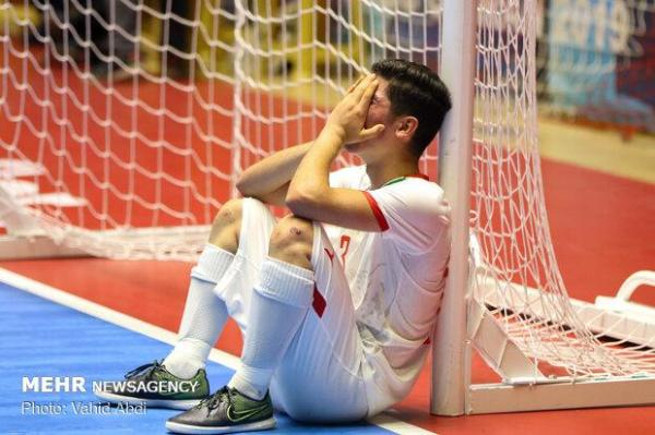مسابقات قهرمانی آسیا و جام جهانی فوتسال لغو می گردد!
