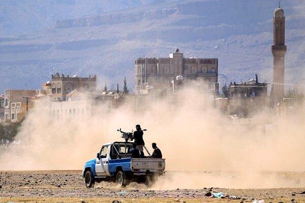 نبرد سنگین نیروهای صنعا با مزدوران آل سعود در غرب مأرب